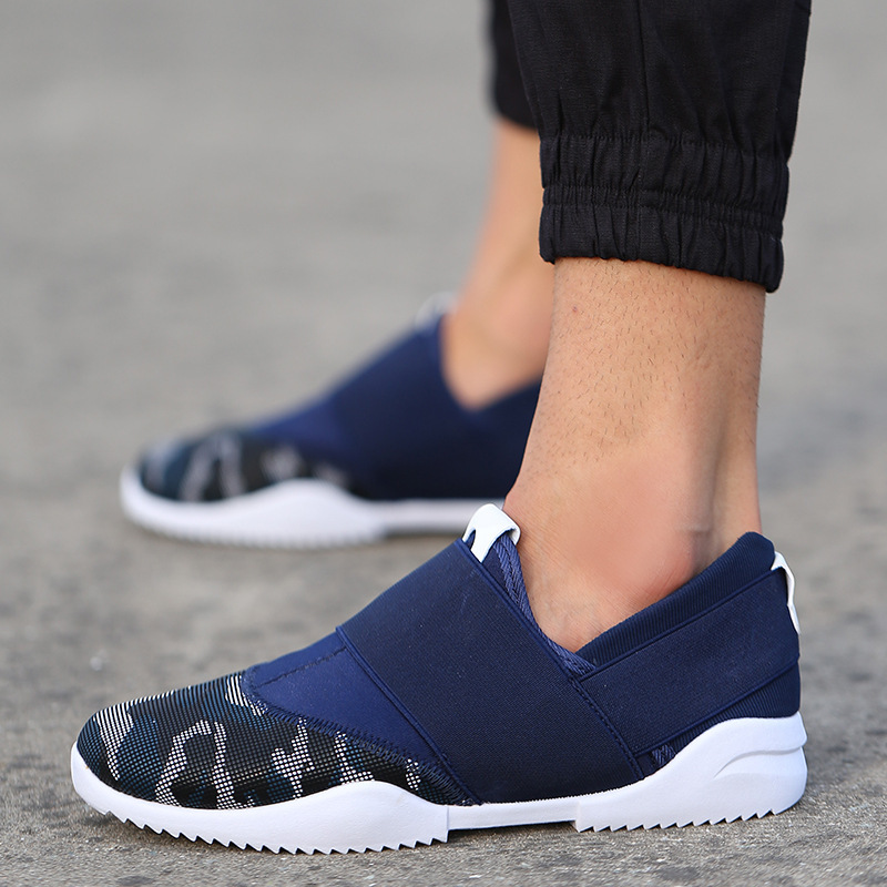 2015 autumn fashion sneakers adult male men s casual shoes breathable running flat sneakers height Increasing
