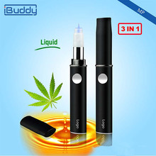 MP Titán Cigarrillo electrónico Hierba Seca Vaporizador de Hierbas Vaporizador Líquido Kits Vape Atomizador Snoop Dogg Vaporizador Cera Hierba X8251