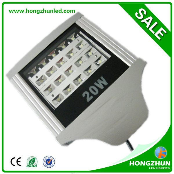 Excellent heat radiation 20w cree chip led street light fitting(HZ-T-007)(China (Mainland))