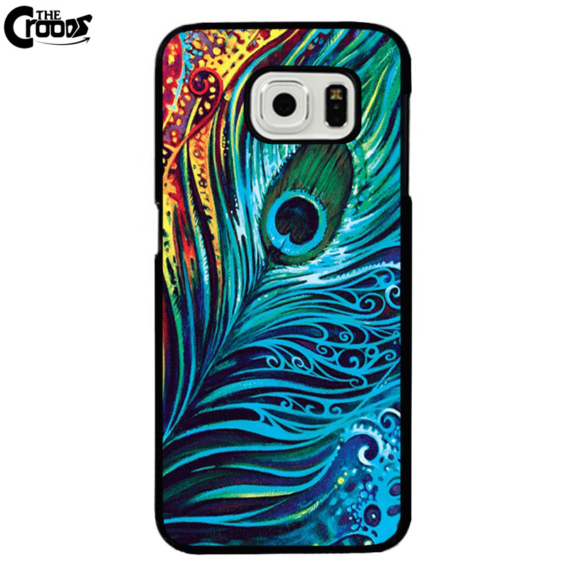 Case for Samsung galaxy S6 edge Original fantasy Animal font b mobile b font font b