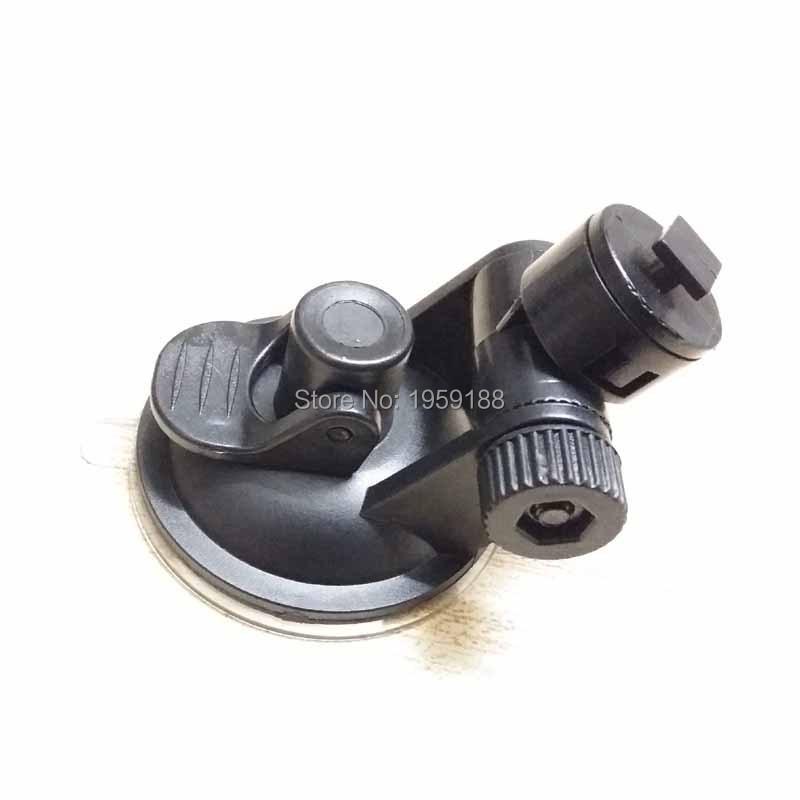 Car Styling Spare Parts C600 Car DVR Braket for Sport DV Camera mount DVR holders Driving recorder suction cup Stands Holder