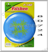 free shippping 24cm children 140g flying disc frisbee outdoor fun & sports(China (Mainland))
