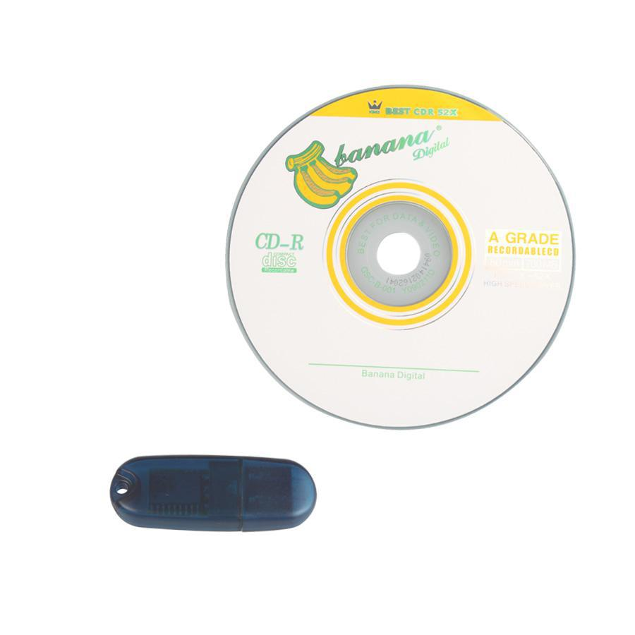 Cheap Price TIS2000 CD And USB Key for SAAB Car Model Work for TECH 2 Free Shipping(China (Mainland))