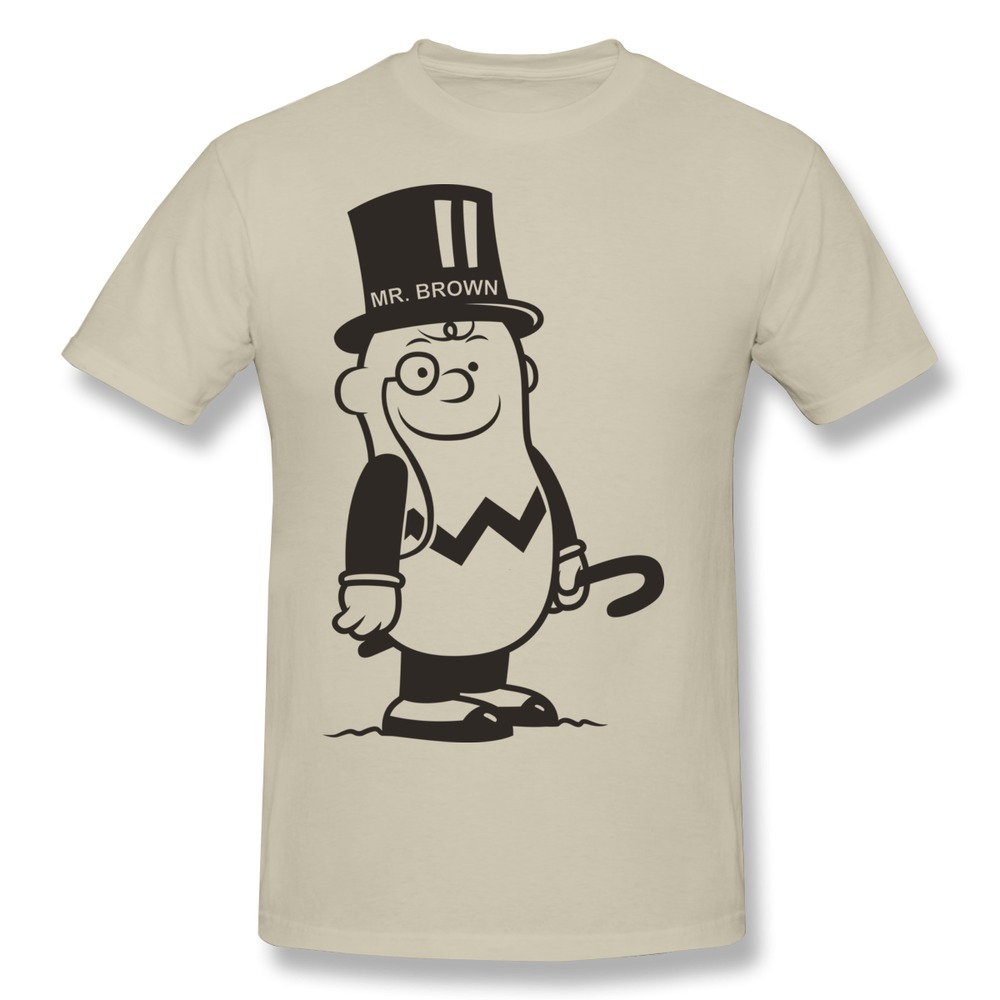 2015 High Quality Peanut Men s t shirts Exercise men Short Sleeve 100 Cotton 3D t