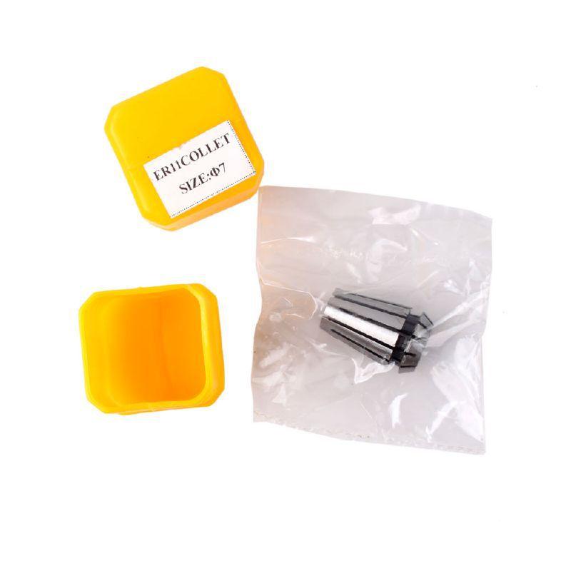 13pcs ER11 1 7mm Spring Collet Set For CNC Engraving Milling Lathe Tool 49489