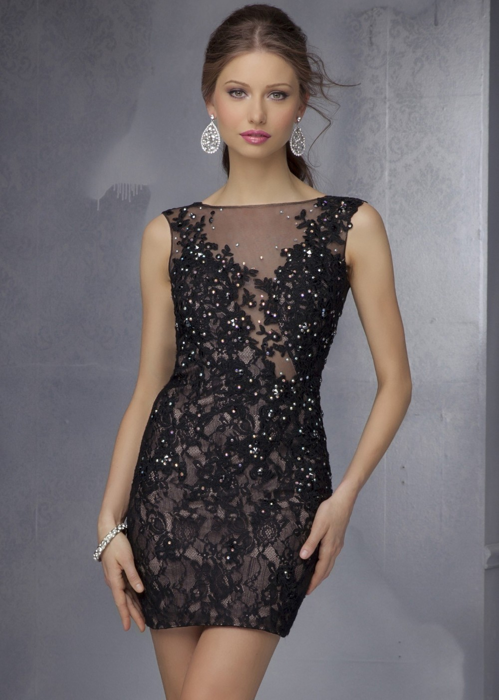 Formal Cocktail Dresses - Fn Dress