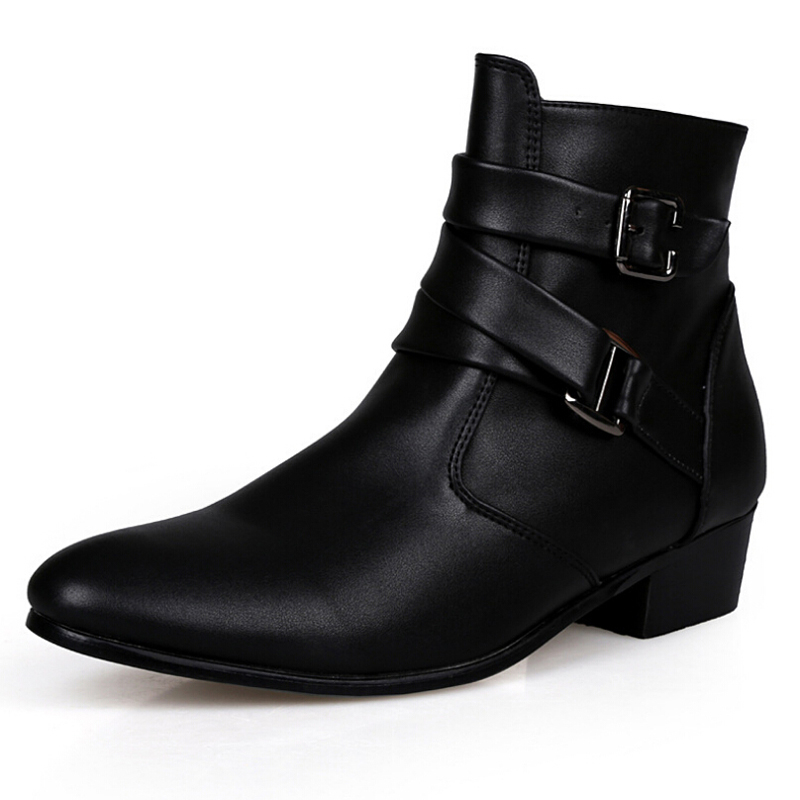 2016 fashion shoes soft leather autumn boots