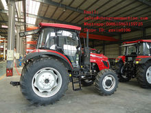 The Prodcution Line Of Large Farm Tractor 130hp(China (Mainland))