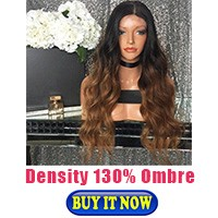 Virgin Human Hair Water Wave Brazilian Hair Full Lace Wig Curly Human Hair Glueless Lace Front Wigs For Black Women Baby Hair