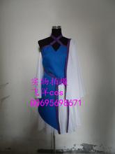 FREE shipping hot anime seed Gundam Stellar Dress cosplay Costume