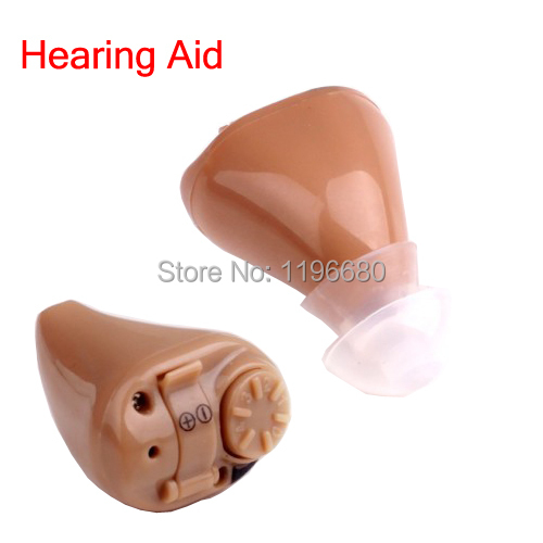 New MINI Tone In Ear Sound Voice audition Amplifier Mini Digital Hearing Aids aid In-Ear Plug Sound Enhancement Deaf Aids(China (Mainland))