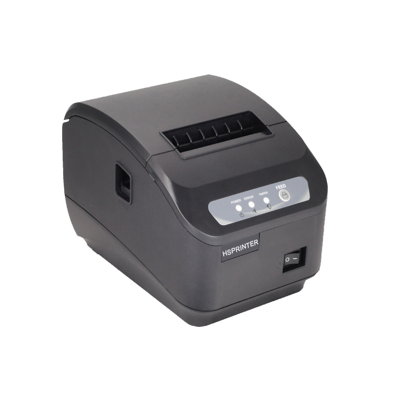 Cheap LAN port 80mm themal receipt Printer with auto cutter support google cloud printing Windows10 POS printer HS-Q20ICL(China (Mainland))