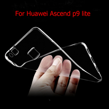 P9 lite Case Cover Ultrathin Transparent TPU Soft Protective Fundas Huawei G9 5.2 inch - Bester Electronic Co.,Ltd store