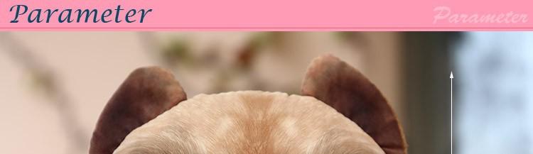 Новинка в розницу или смешивать оптовая продажа собака монеты бумажник животных кошельки симпатичные изменения сумка для женщин-девочек чехол для хранения
