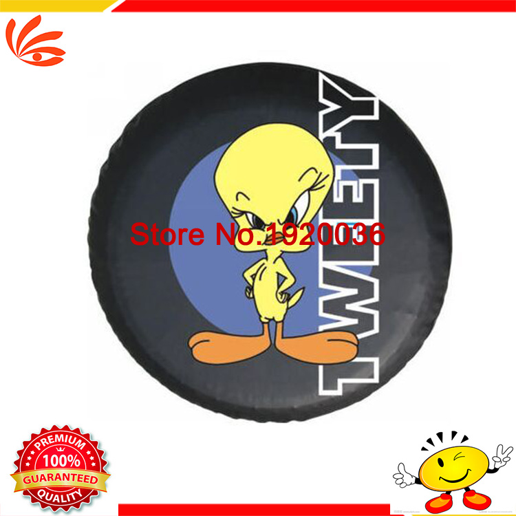 """Car styling spare tire cover the custom 14 """"15"""" 16 """"17"""" PVC spare wheel cover For suzuki TOYOTA CY-22(China (Mainland))"""