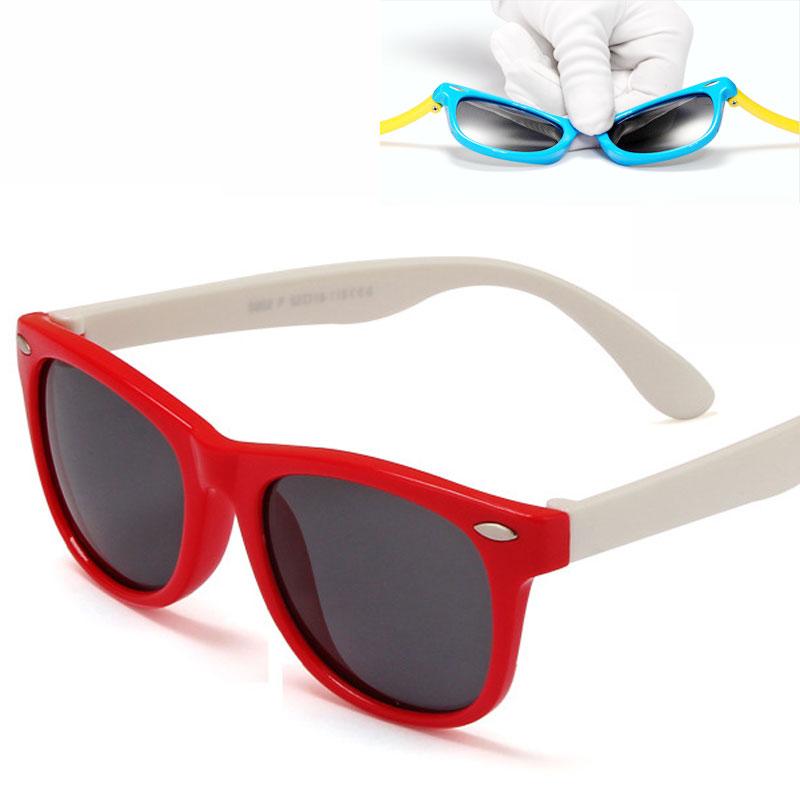 2016 New Children TAC Polarized Sunglasses Kids Designer Sport Shades For Girls Boys Goggle Baby Glasses Oculos Infantil 21513(China (Mainland))