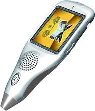 1 teile/los LCD quran las feder QM9200 mit leder tasche paket wort für wort stimme holy quran spieler(China (Mainland))
