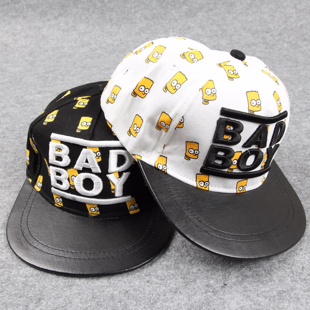 2015 Retail Kids Baseball Caps BOY letters Hip hop Cap Baby Boys Girls snapback hat EBQ489(China (Mainland))