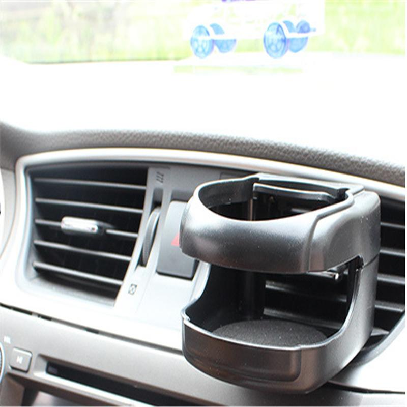 Car cup bottle holder car cup holder car drink Coke bottle car air conditioning vents installed phone holder(China (Mainland))