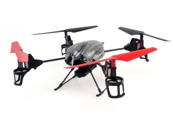 WL V959 2.4G 4-Axis 4CH RC Quad Copter Helicopter with Camera RC Quadcopter