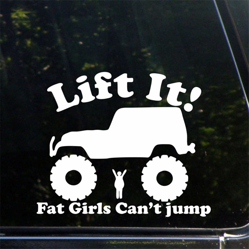 Jeep Girl Stickers PromotionShop For Promotional Jeep Girl - Promotional products stickers and decals