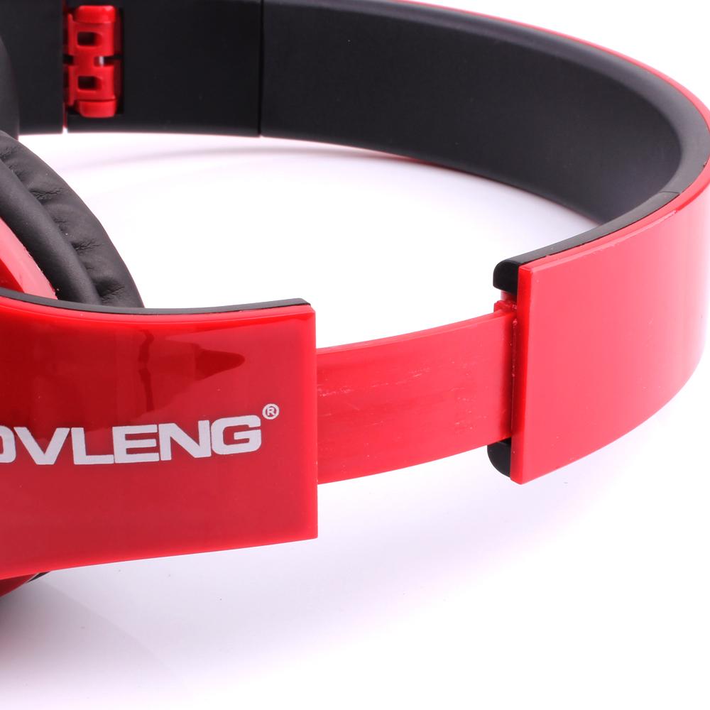 Gốc OVLENG X11 Stereo Tai Nghe Có Dây Tai Nghe có Microphone cho MP3 Trò Chơi Máy Tính PC Di Động Tai Nghe Over Ear Tai Nghe