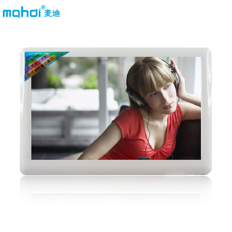 8G MP5 Player MP4 Music Player Mahdi M715 5 inch Touch 720P HD Screen Support Video Music Recording Calculator Picture Gaming(China (Mainland))