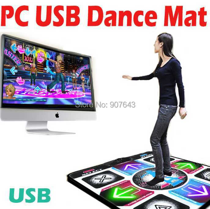 Body Slimming Relax Massage New dance pad Non-Slip Dancing Step Dance Game Mat Pad for PC blanket relax tone leisure recreation(China (Mainland))