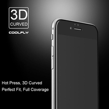 3D 0.3mm Full Curved Tempered Glass Film Screen Protector For iPhone 6s 4.7″ & 6s plus 5.5″ Untra Thin real 3D Full Curved Edge