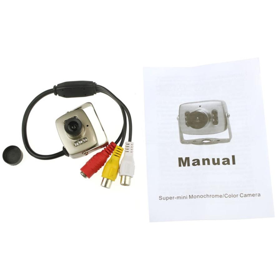Factory price Mini Small network camera Video Audio Color Security Video 51120 WL1L