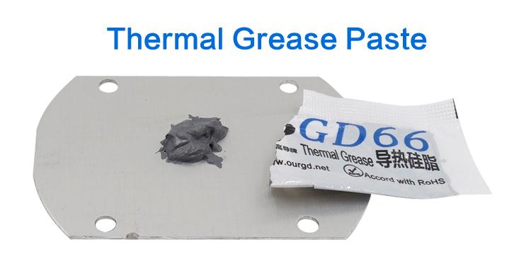 10 шт GD66 теплопроводная Смазка Вставить Кремниевая паста для светодиодный чип 1_01