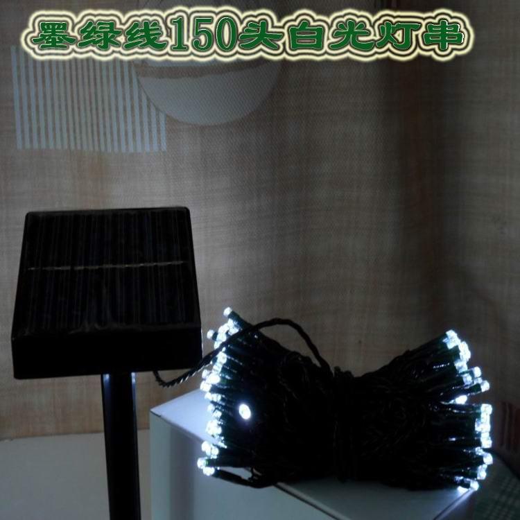 Lime Green Led String Lights : solar Holiday lighting led string lights christmas string neon lamp 150led blackish green line ...