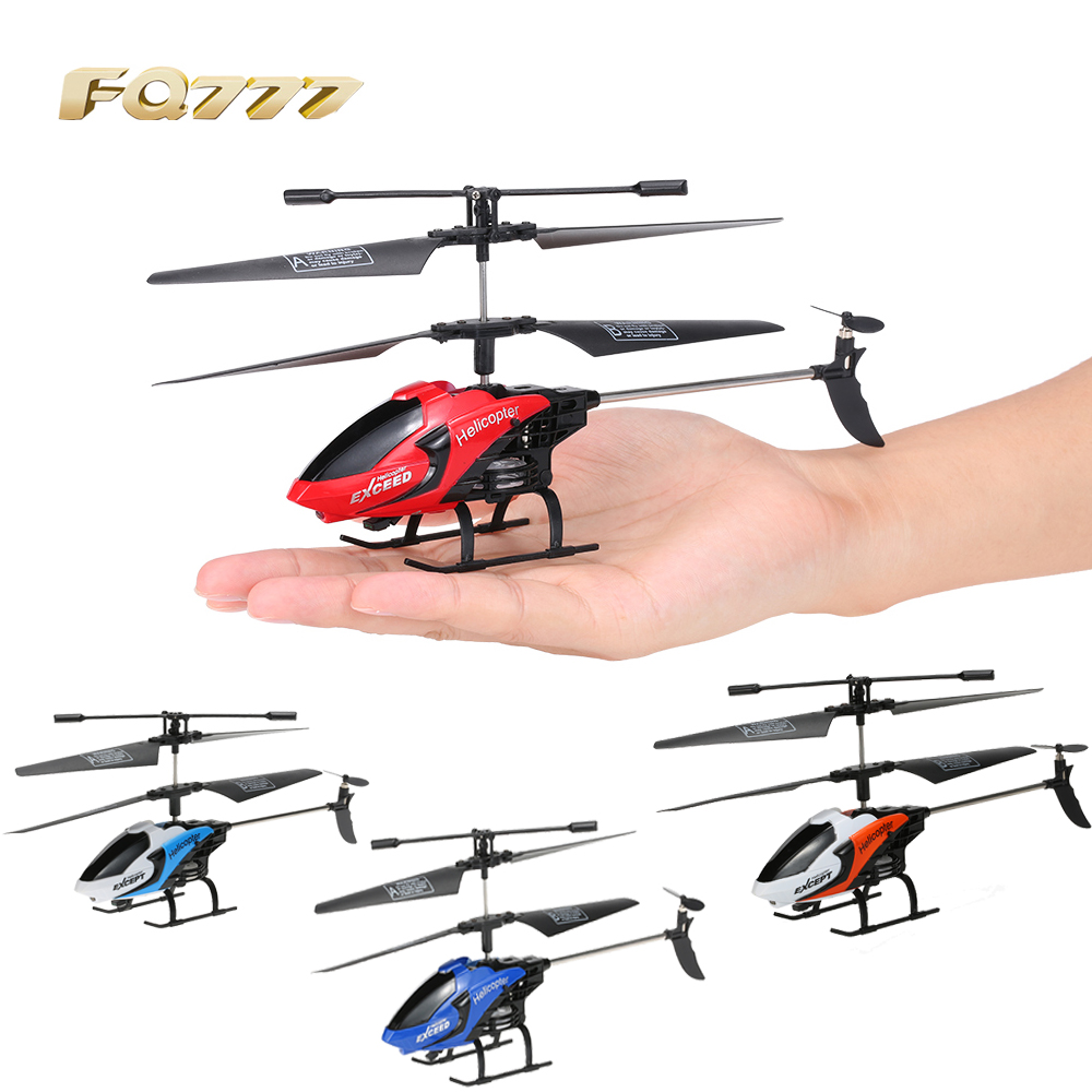 Original FQ777-610 Explore 3.5CH RC Helicopter with Gyroscope(China (Mainland))