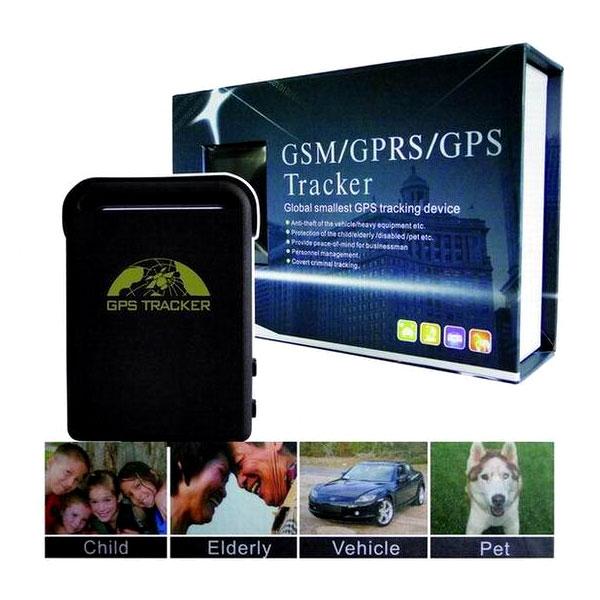 ORGINAL COBAN TK102B Quad band Mini person GPS Tracking Device with box Real time GPS/GSM/GPRS Car Vehicle Tracker(China (Mainland))