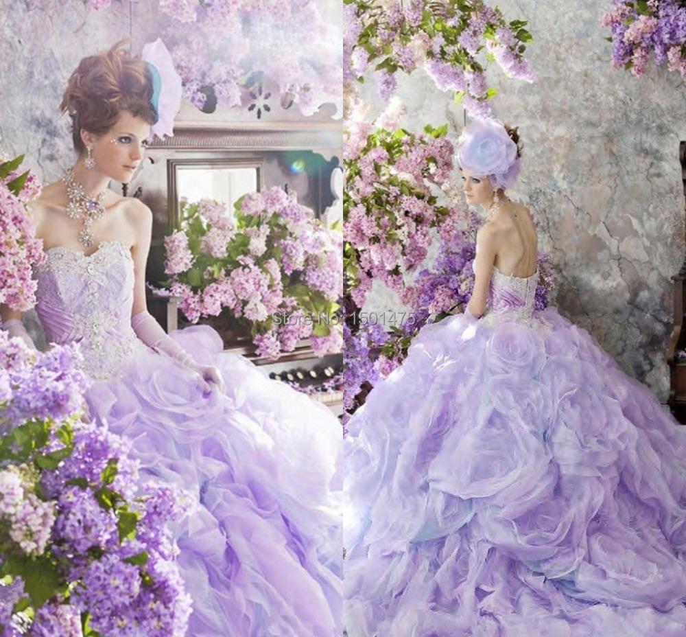 Light Purple Dress for Wedding – Fashion dresses