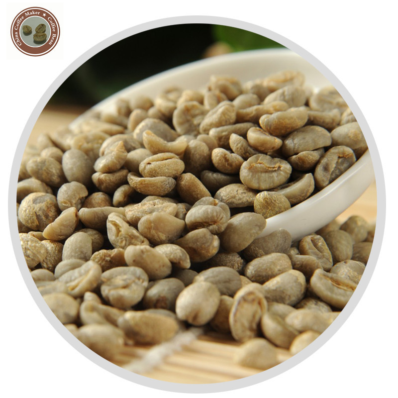 2 Kg Catimor AA Coffee Green Bean Yunnan China Organic green coffee beans