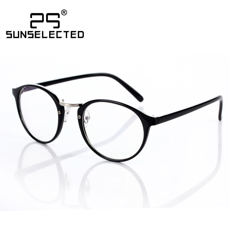 Unisex Classic Fashion Men&Women's Retro Clear Glasses Brand Designer For Optical Eyeglasses Frames SG145(China (Mainland))