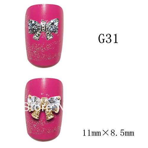 Стразы для ногтей No Brand 100 /3D 3D 3D G31 /g32 G31 - G32 фонарь maglite 3d серебристый 31 3 см в блистере 947170