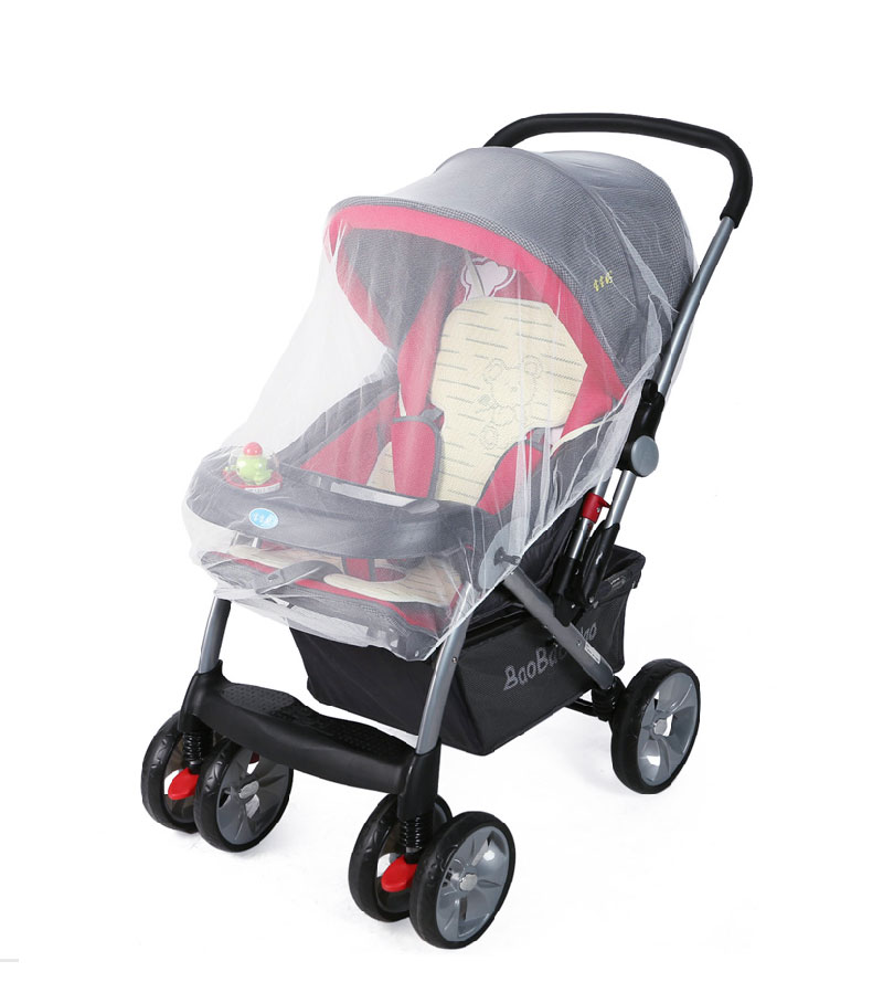 Hot New Baby Buggy Stroller Pushchair Mosquito Net Mesh Safe Cover Fly Insect Crib Netting Cart Mosquito Net Z1