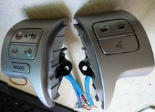 for TOYOTA COROLLA ZRE15 2007 ~2010 Steering Audio Control Switch 84250-02200(China (Mainland))