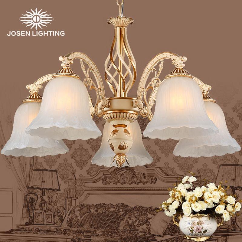 pendant lights lamparas colgantes lustre pendant vintage light Simple European style lamps bronze color hanging lamps(China (Mainland))