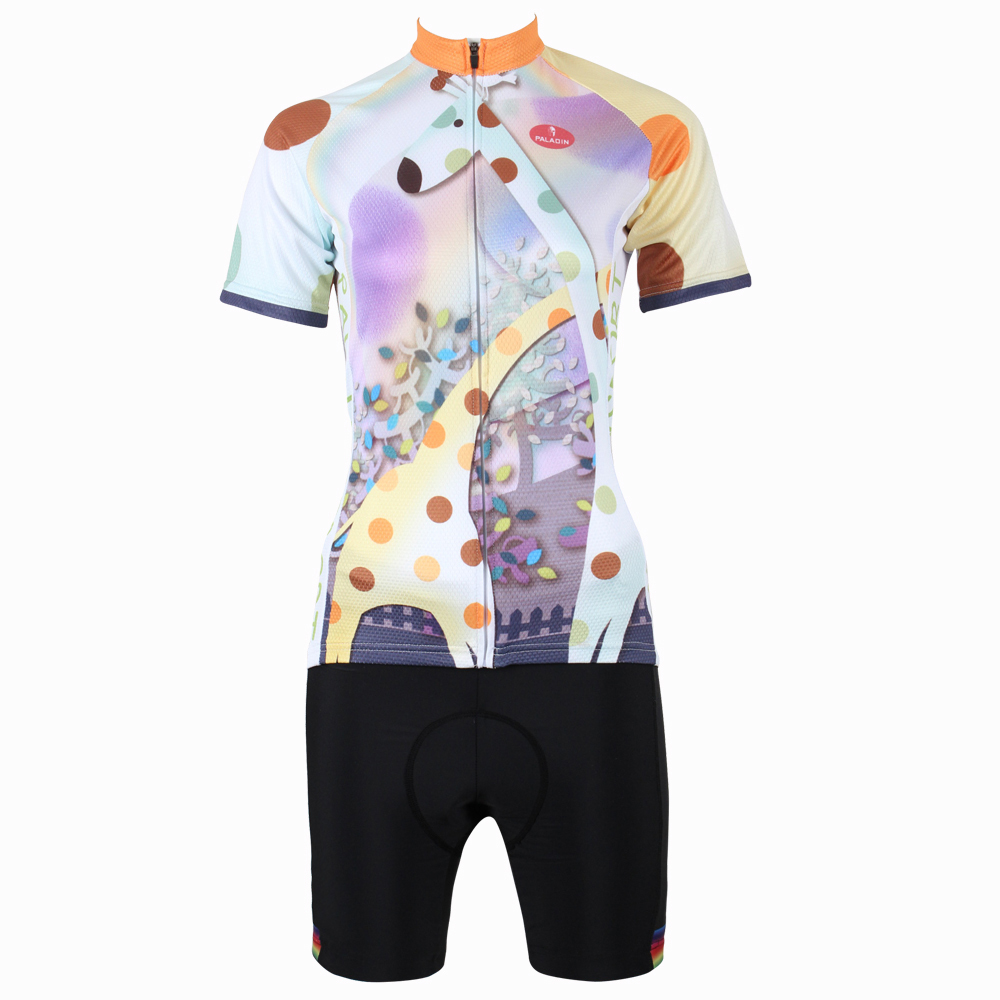 Cartoon Cycling Jerseys