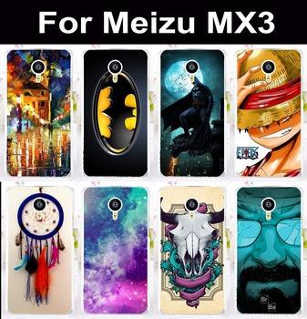 Etui plecki do Meizu MX3 MX 3 MX III różne printy