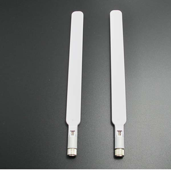 Indoor 4G LTE Antenna for huawei B593 4G LTE router with SMA male Connector White Color Length 190MM(China (Mainland))