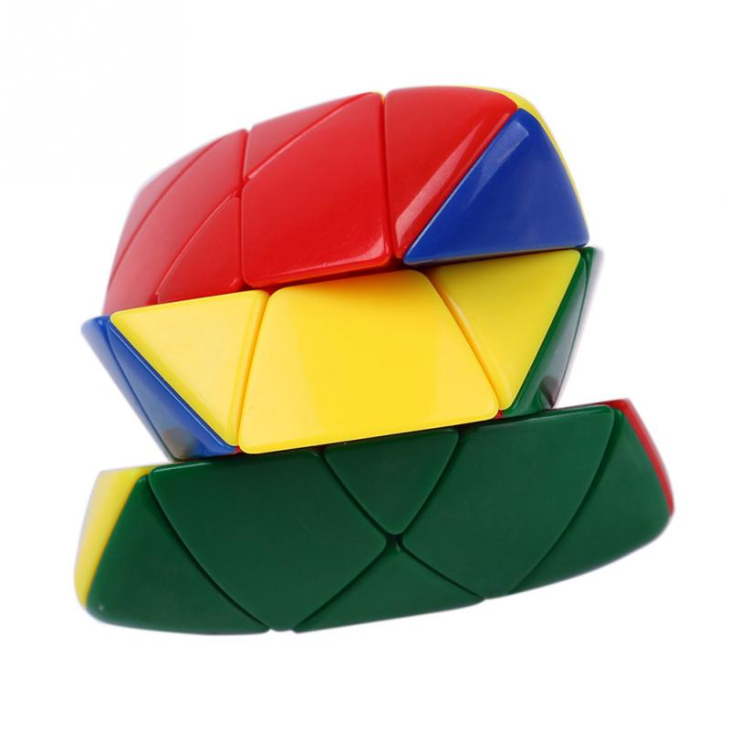 Magic Cube pyramid Pyramorphix 3x3x3 Cubo Magico Magic Cube Stickerless Mastermorphix puzzle cubes twist toys(China (Mainland))