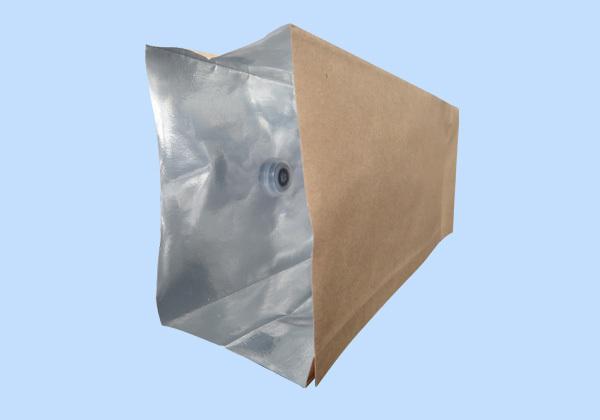 400g coffee bags cowhide coffee beans bag bags(China (Mainland))