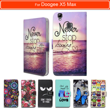 Buy 100% Special Luxury PU Leather Flip Cartoon wallet case Book case Doogee X5 Max Pro.gift for $3.99 in AliExpress store