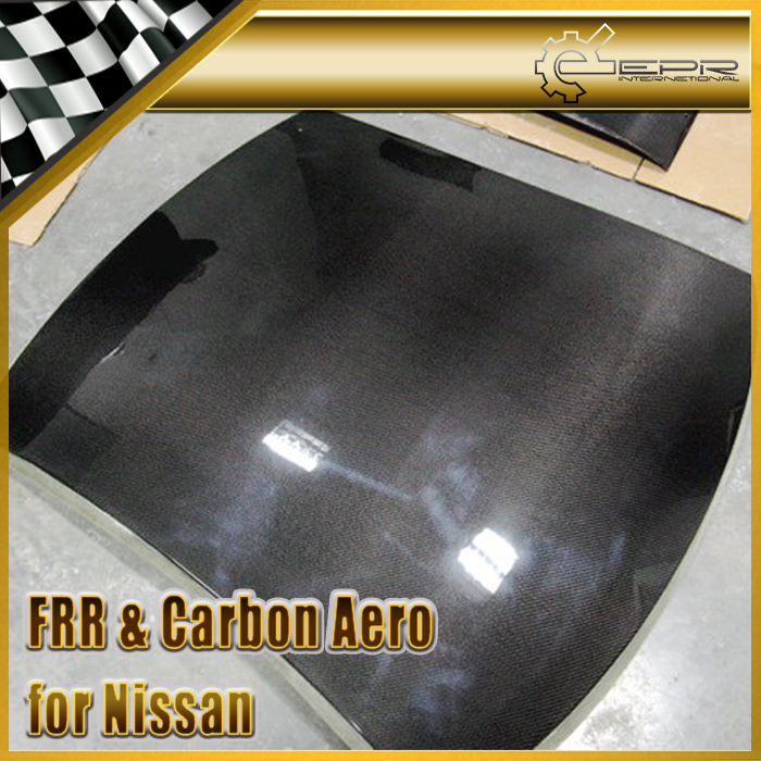 EPR- For Nissan R35 GTR Carbon Fiber OEM Roof Skin(China (Mainland))