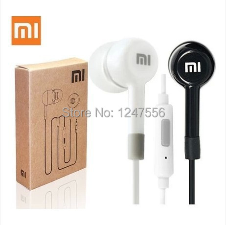 2015 Newest Brand Design Xiaomi M2 Earphone Headphone Headset for iPhone Smartphoe IPad MP3 MP4 With Remote And MIC High Quality(China (Mainland))