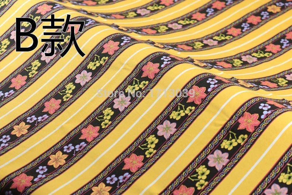US Marie100% cotton plain weave fabric B type, handmade DIY sewing fabrics, trim 110CM whole cloth quilt(China (Mainland))